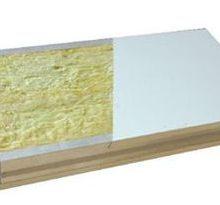岩棉手工彩钢夹芯板-大定净化彩钢板-镇江彩钢岩棉夹芯板