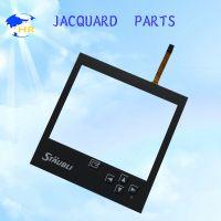 JC7触摸屏JC5触摸屏JC6触摸屏史陶比尔多臂提花机JC5JC6JC7触摸屏面板玻璃屏提花机配件