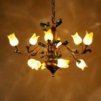 欧式吸顶吊灯现代简约全铜客厅灯具奢华大气卧室餐厅美式简欧灯饰