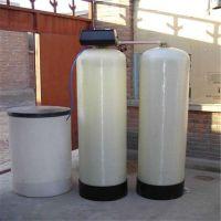 卓智锅炉软化水处理电子全自动清洗用水处理全自动软水器工业软水机可定做