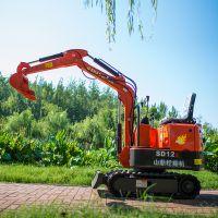 价格便宜的小型挖掘机 价格公道的小挖机