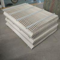高效高强度FRPP平板间距25mm除雾器价格 河北华强