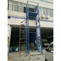 固定式货梯 货梯专业订购 宁夏 银川市启运货柜装卸平台 货梯电动升降台