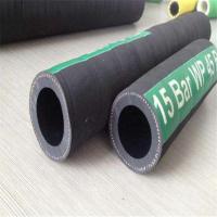 镇江工厂用6 8 10 11 12 13 14黑色布纹夹布胶管 耐油橡胶管 输送管
