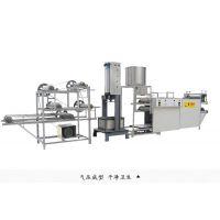 小型豆腐皮机全自动新型豆腐皮机生产技术培训