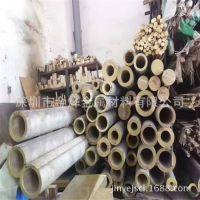 耐磨锡青铜管 进口20锡含量铜管 量大从优 C5191厚壁易车削磷铜管