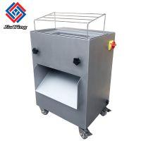 新型商用切鱼块机,冰冻鸡腿切块机,禽类切块机,广州切鸡鸭块机