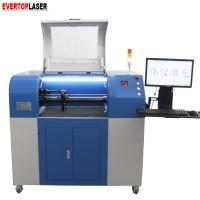 EVERTOPLASER进口金属射频管激光模切机电脑loge镭射机电子材料激光切割机