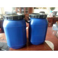 25公斤大口螺旋塑料桶_25升蓝色堆码塑料桶_通用包装价格优惠质量坚韧