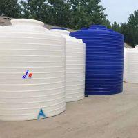 直销6吨透明塑料桶 5000l食品级储水罐 10立方pe水塔 20T耐酸碱化工桶