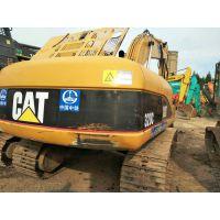 原装进口卡特320C二手挖掘机经典中型直喷挖掘机