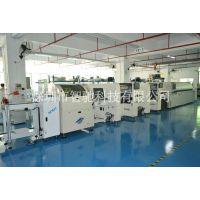 全套SMT生产线设备配线解决方案 SMT生产线租赁