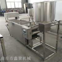 小型商用豆腐皮机厂家直销 购机免费培训
