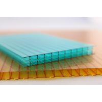 台创板业供应市中区双层pc阳光板含uv涂层质保十年