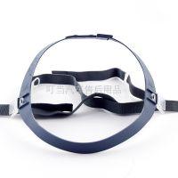 3M7581头带组合7502防毒面具7501口罩配件防护面罩头带绑带松紧带