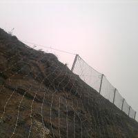 边坡防护网厂家直供主动被动防护网 全国包邮
