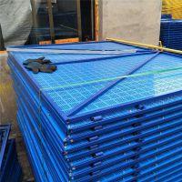 爬架全钢和半钢 封闭式脚手架厂家 钢板冲孔网外架网 圆孔