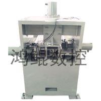 风电设备H钢数控冲孔机 风电塔筒船舶制造自动冲孔机 鸿鲲