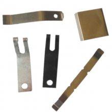 电子产品专用弹片,铜弹片,镀锌弹片
