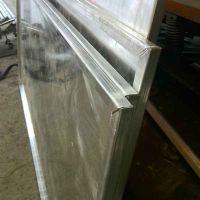 铝板焊接钣金加工 金属钣金加工 铝制品折弯钣金加工 可来图
