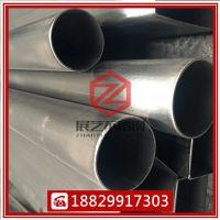 304不锈钢装饰管拉丝管 方管圆管