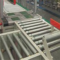 新疆辊筒输送机 生产水平输送滚筒线