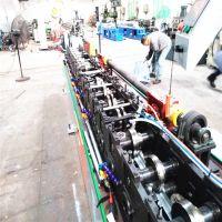 桂东门框成型机械设备 数控龙骨机冷弯机 剪断切角生产线