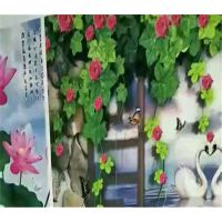 3D墙体绘画机墙面喷绘机绘画机智能彩绘机高清背景墙体机全自动