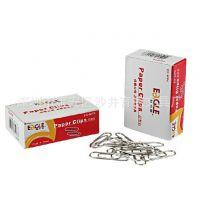 供应正品益而高EG-6DPA回形针 28MM银色回形针纸盒装 曲别针
