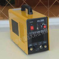 中西手工焊/氩弧焊两用双用机逆变式直流氩弧焊机 型号:WS-200库号:M326367