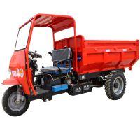 厂家订做矿用农用三轮车火爆促销三开门货厢三轮车