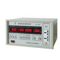 JL-11001单相智能程控变频变压电源1KW山东航宇吉力电子