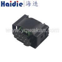 8孔TE泰科接插件乐清海迭汽车连接器1-1534229-1