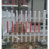 东营社区PVC护栏草坪护栏厂家万吉电气HL1.5M