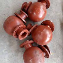 山西陶瓷球形弯头耐磨耐腐蚀使用寿命长