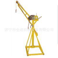 全成厂家低价直销 220v电动升降机 微型电动货物提升机 价格