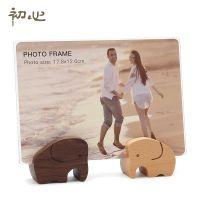 相架木质相框摆台创意欧式七7寸亚克力婚纱照照片框儿童实木