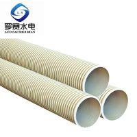 厂家直销批发供应 PVC加筋软管 通风排水排污波纹管 透明塑料筋管