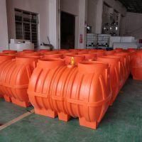 【华社】滚塑成型5立方环保化粪池 PE材质加厚抗腐蚀污水处理化粪池