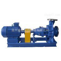 威王IH型卧式耐腐蚀化工离心泵