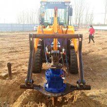 河北电线杆挖坑机厂家 洪涛电力工具 直销 货到付款