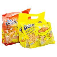 印尼进口 啵啵鸭点心面原味128g 两口味可选 进口休闲食品 批发