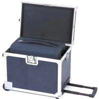 厂家直销电脑拉杆箱 便携式手提电脑箱 电脑设备箱加工定制铝箱