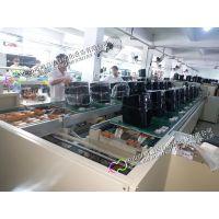 佛山空气炸锅生产线南海电烤炉老化线广州电饼铛环形装配线