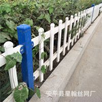 学校小区门口草坪花园锌钢栅栏 别墅道路隔离围栏 医院门口围栏网