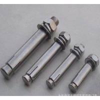 现货供应不锈钢膨胀螺栓 镀锌膨胀螺丝 规格齐全欢迎来电咨询
