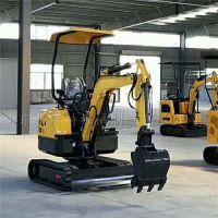 FST-2.0T弗斯特履带式挖掘机20款配置液压先导杆操作如大挖