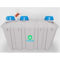 农村污水单户处理设备-净化槽【众迈环保】