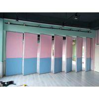 成都重庆酒店活动隔断宴会厅会议室移动屏风推拉折叠