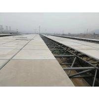 河南郑州钢构轻强屋面板/网架板/栈桥板来图定做异性无惧
